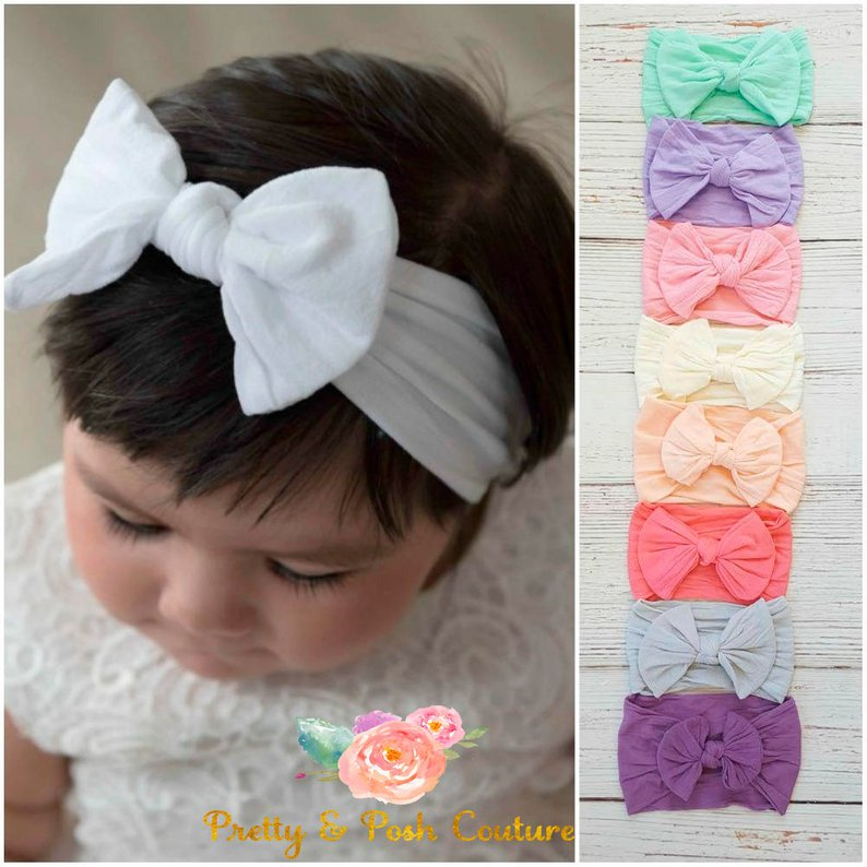 baby headbands craft blanks