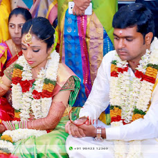 Wedding photographer Giri Anand (giristills123). Photo of 26.04.2017