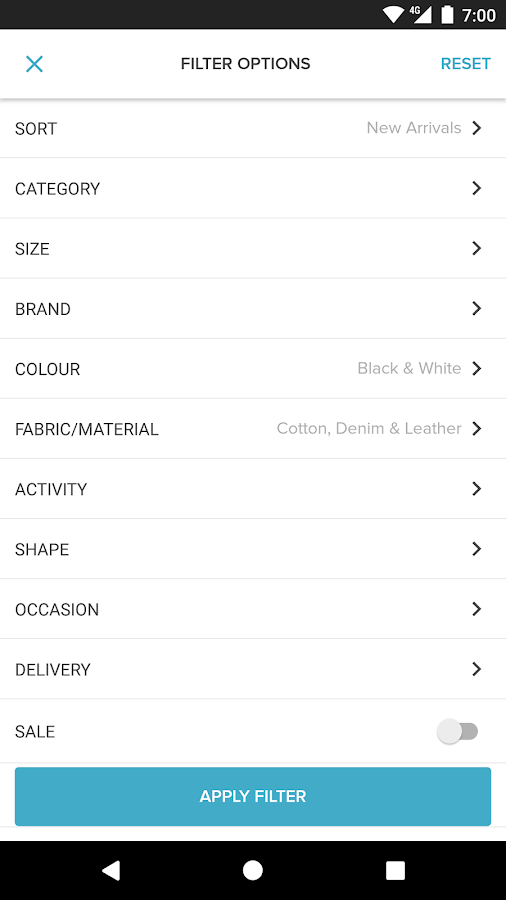 THE ICONIC – Fashion Shopping- screenshot