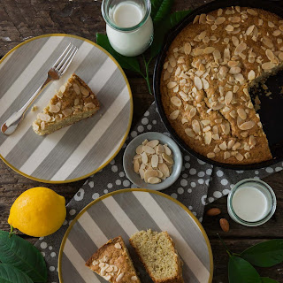 Gluten Free Lemon Almond Cake Recipes.