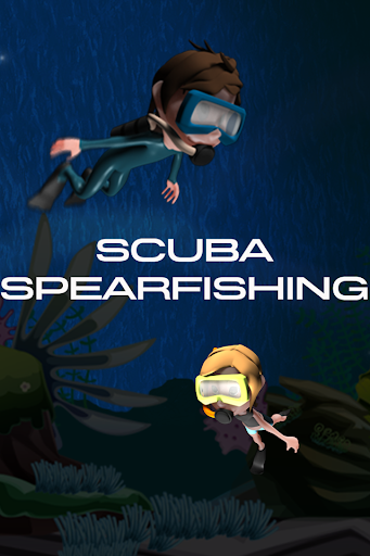 Scuba Spearfishing - Paradise