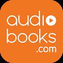Audiobooks.com Listen to new audiobooks & podcasts icon