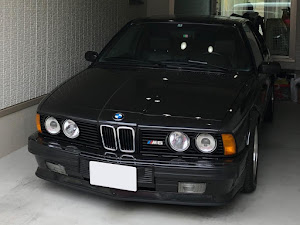 M6 E24 88年式 D車のカスタム事例画像 とありくさんの2019年09月18日18:00の投稿