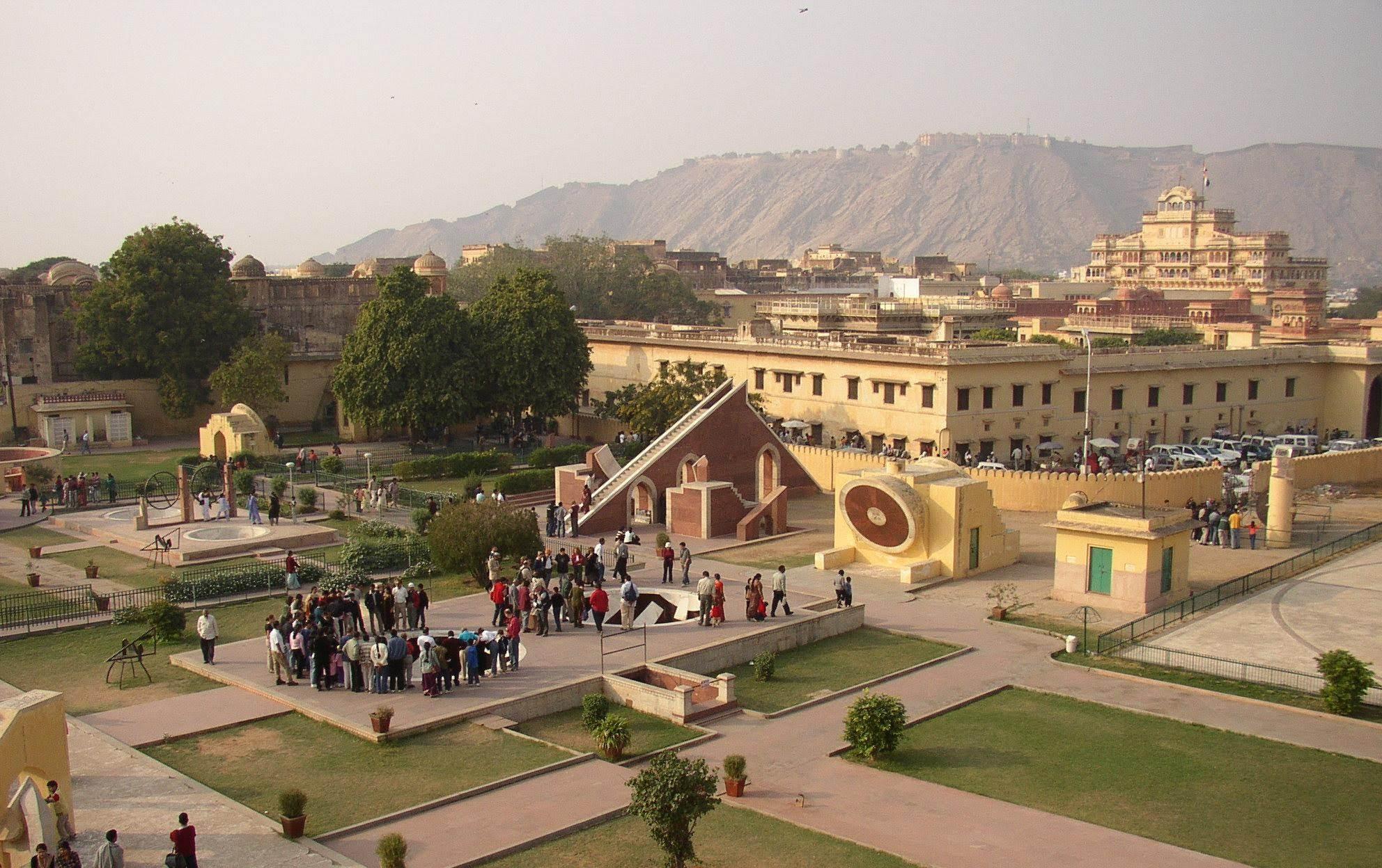 Jantar Mantar (Jaipur), Monuments of India Images