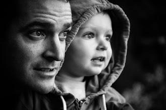 Photo: Father/Son  Photo by +Nicole M. Stuart@ +Stu Stu Studio http://www.facebook.com/justsaytheword