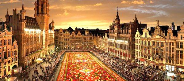 Férias em Bruxelas