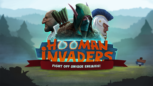 Hooman Invaders Tower Defense 1.44 screenshots 1