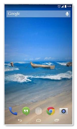 Seashore Live Wallpaper