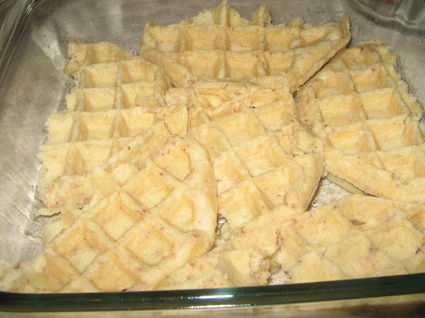 Preheat oven to 350^. Spray an 8 or 9- inch square baking pan. Set...