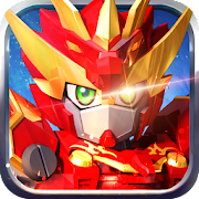 Download Game Game Superhero War: Robot Fight - City Action RPG v2.6 MOD FOR ANDROID | ONE HIT| GOD MODE APK Mod Free