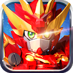 Superhero War: Robot Fight - City Action RPG Icon