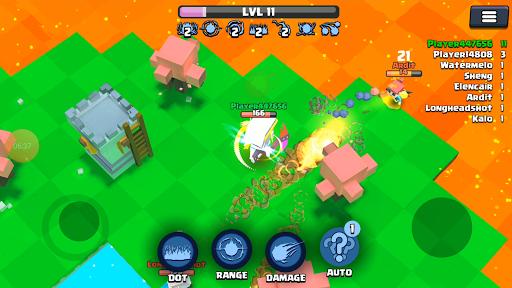 Warlock.io : Action Arena Io Game 0.13 screenshots 7