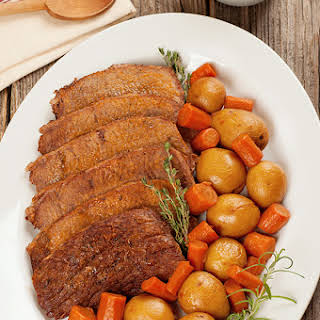 Pressure Cooker Pot Roast.