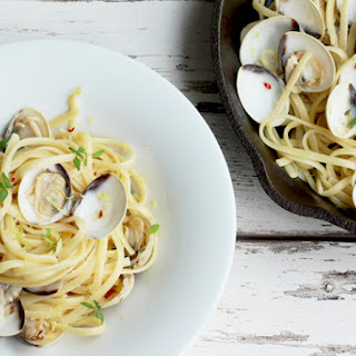 Linguine with Clams and Lemon Recipe