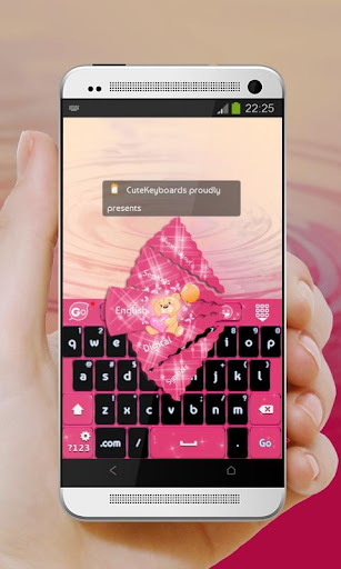 파티 빛 GO Keyboard