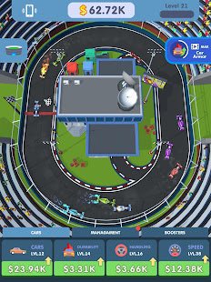 Download Racing Tycoon For PC Windows and Mac apk screenshot 7