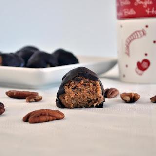 Pecan Caramel Truffles