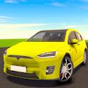 Electric Car Sim 2020: Real Car Driving icon