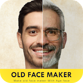 Make Me OLD - Age Face Maker Icon
