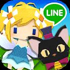 LINE ペーパーダッシュワールド icon