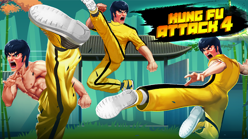 Kung Fu Attack 4 screenshot 1