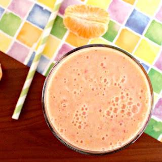 Citrus Protein Smoothie.