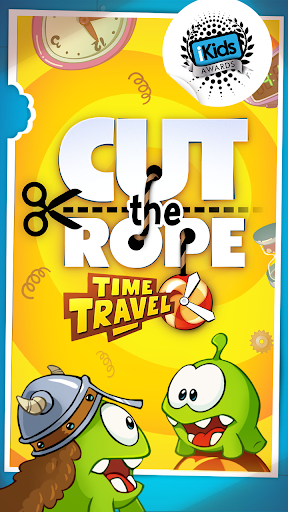 Cut the Rope: Time Travel screenshot 7