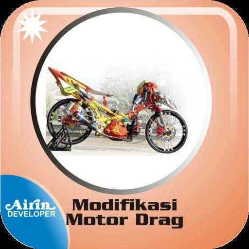 Modifikasi Motor Drag Race