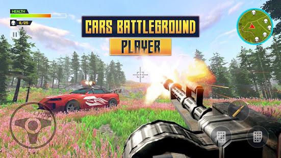 Cars Battleground – Player Mod