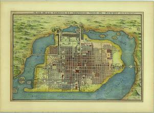 Photo: 1715 Nouvelle Ville de Mexique