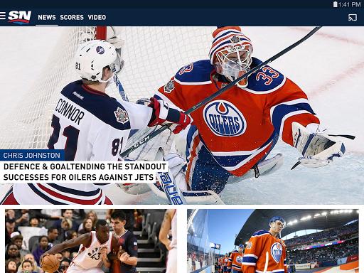 Sportsnet screenshots 6