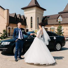 Fotógrafo de bodas Yuliya Krasovskaya (krasovska). Foto del 23.05.2018