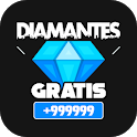 Diamantes Gratis FreFire icon