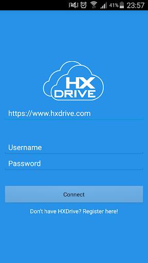HXDrive FileSync