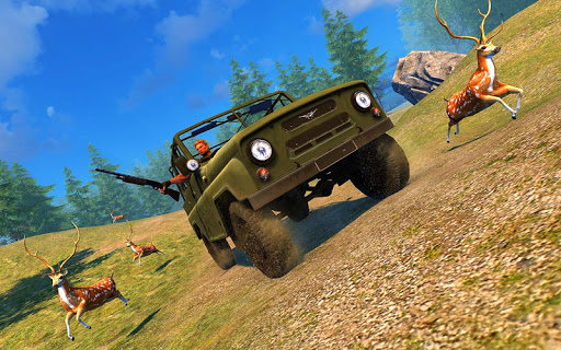 Télécharger Extreme Wild Animals Hunter:Best Shooting Game APK MOD 2