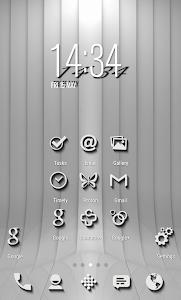 Type4-White Icon Pack v1.0