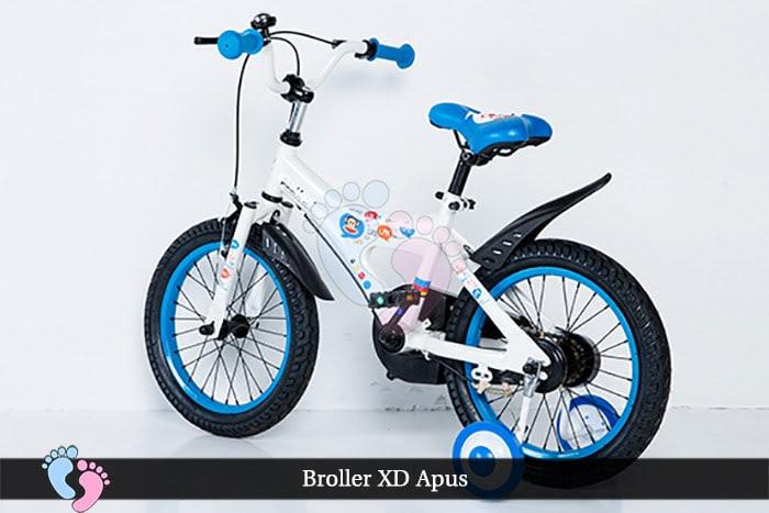 Xe đạp cho bé Broller XD Apus 8