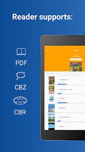 Comics Reader: CBR, CBZ, PDF screenshot 4