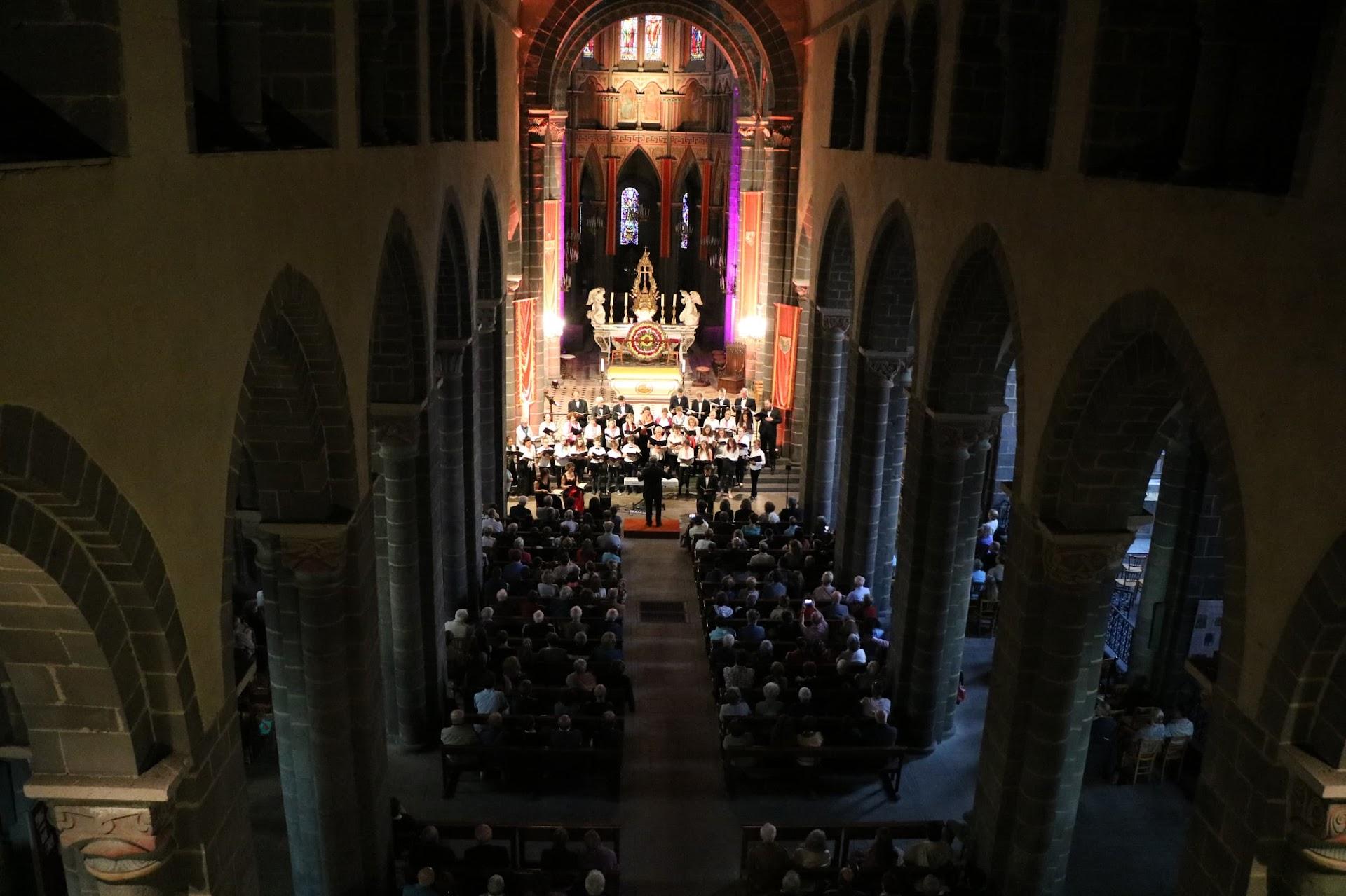 Requiem de Mozart - M'Arche en Choeur - Juin 2018