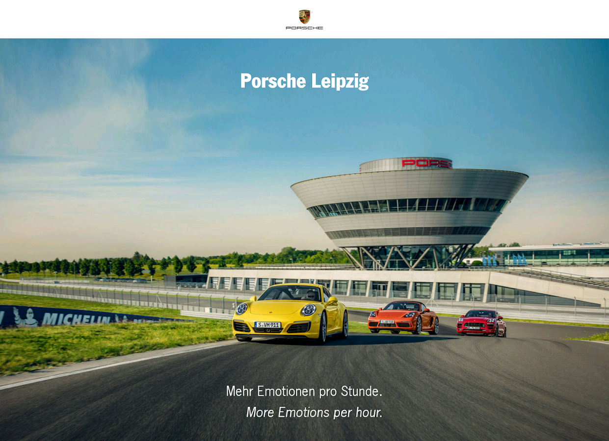 Porsche Leipzig- screenshot