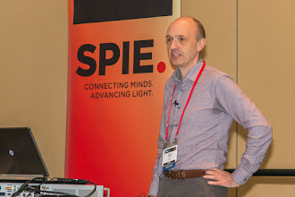 Photo: Baldur Van Lew; SPIE Medical Imaging 2015