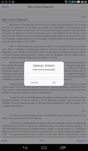 Sda church manual 19th edition digital apps on google play screenshot image fandeluxe