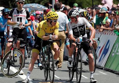 """Geraint Thomas ne roulera pas pour Froome au Tour de France: """"Je ne vois pas pourquoi nous ne pourrions pas répéter la même chose en 2019"""""""