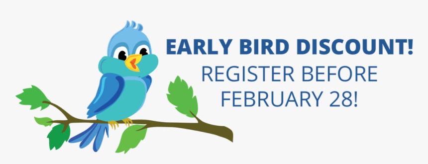 Image result for early bird discount