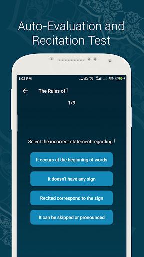 Learn Quran Tajwid screenshot 5