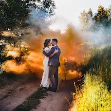 Wedding photographer Żaneta Zawistowska (ZanetaZawistow). Photo of 18.08.2017