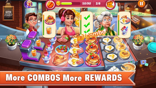 Chef City : Kitchen Restaurant Cooking Game 2.3 screenshots 18