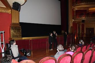 Photo: Debate tras emisión de la película