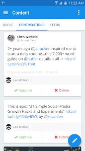 Buffer: Social Media, Twitter v5.2.4