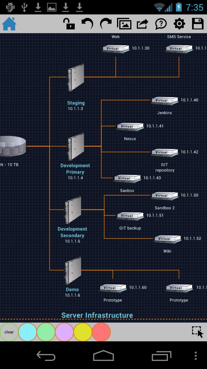 DrawExpress Diagram Screenshot 2